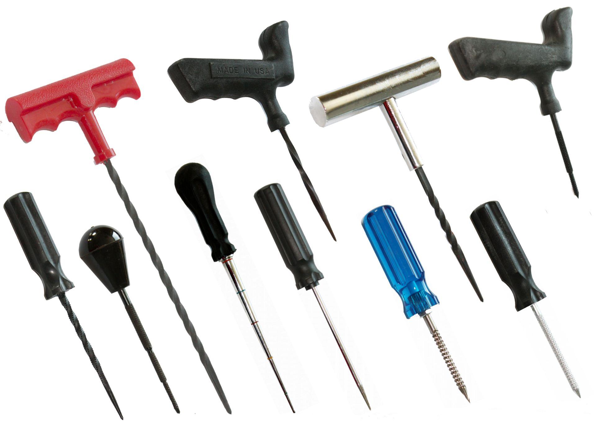 Εργαλεία επισκευής ελαστικών